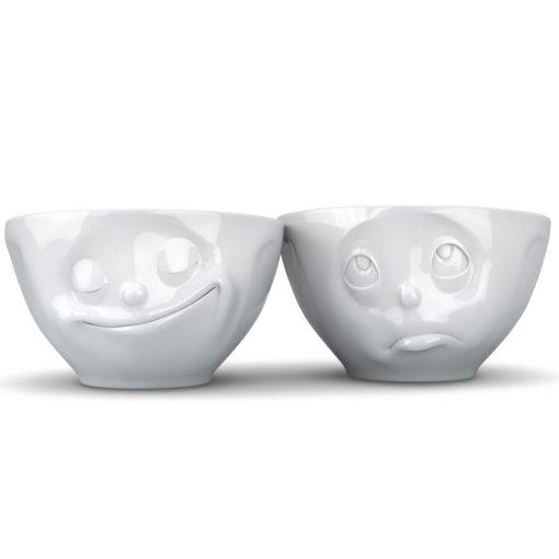 Tassen medium skål sæt happy please tigger glad