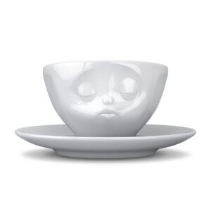 Tassen Espressokop kissing kys