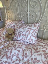 drömma sengetøj korn og blomster
