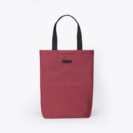 bekmose finn shopper rød genanvendt phthalat fri