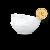 Tassen skål hopful bekmose humørporcelæn