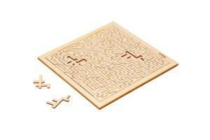 bekmose behappi træ puslespil svært wood woodwn hard puzzle