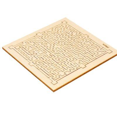 bekmose behappi træ puslespil wood puzzle hard
