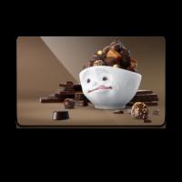 bekmose tassen skærebrædt chokolade