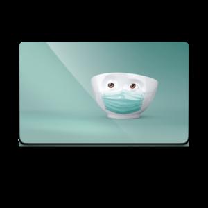 bekmose tassen skærebræt maske stay safe