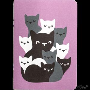 Bekmose Paapii design kittens notesbog