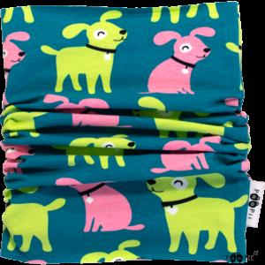 Bekmose PaaPii tubescarf halstørklæde økologisk
